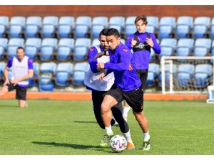 Medipol Başakşehir, Antalyaspor hazırlıklarını sürdürdü