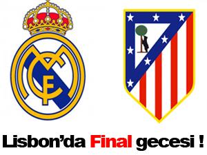 Lisbon'da dev final