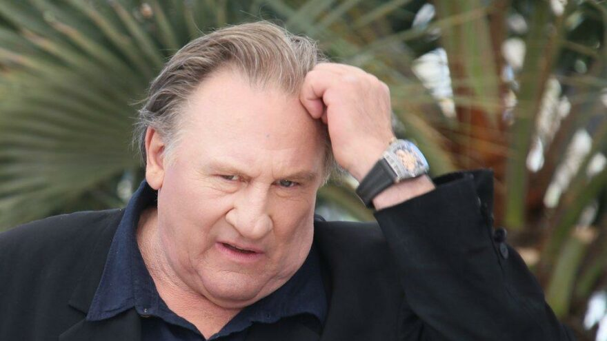 Gérard Depardieu'nun başı yine dertte: Tecavüz soruşturması yeniden açıldı