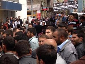 Ağrı'da polis ve BDP'liler arasında kavga çıktı!