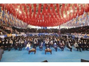 AK Parti Ağrı İl Başkanlığı 7'nci Olağan Kongresi