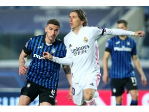 Real Madrid Atalanta'yı mağlup etti