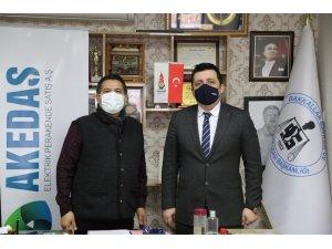 Kahramanmaraş'ta esnafa indirimli elektrik