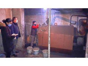 Kahramanmaraş'ta ısıtma sistemleri denetleniyor