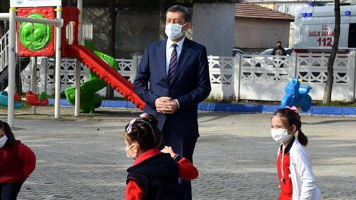 Milli Eğitim Bakanı Ziya Selçuk'tan yüz yüze eğitimle ilgili yeni açıklama