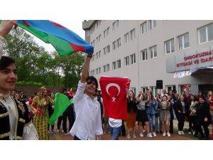 OMÜ yabancı öğrenci sayısında Türkiye'de beşinci