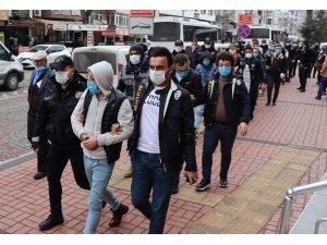 Kocaeli merkezli yasadışı bahis operasyonunda 11 tutuklama