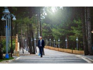 """Başkan Okay: """"Dulkadiroğlu'nda doğal güzellikleri ön plana çıkarıyoruz"""""""