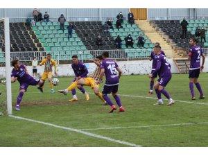 3. Lig: Belediye Derincespor: 1 - Artvin Hopaspor:1