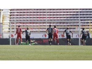 TFF 1. Lig: Boluspor: 0 - Balıkesirspor: 0