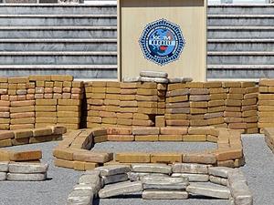 TEM otoyolunda 522 kilogram eroin ele geçirildi