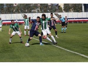 TFF 3.Lig: Fethiyespor:1- Büyükçekmece Tepecikspor:1