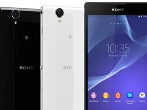 Sony Xperia T2 Ultra satışta
