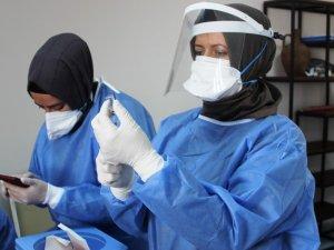 Düzce'de 2 bin 877 kişiye ikinci doz Covid-19 aşısı yapıldı