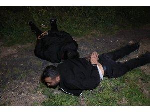 Polisin 'dur' ihtarına uymayıp kaçtı, Kaza yapıp yakalanınca 'Allah'ın takdiri ne diyelim' dedi