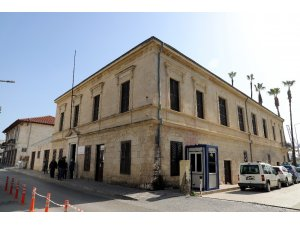 Tarihi Muhakemat Binası restore edilerek Mersin'e kazandırıldı