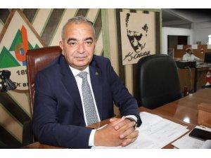 Belediye Başkanı Bozkurt Hocalı şehitlerini andı