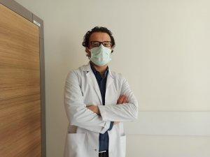 Eskişehir Şehir Hastanesi bölgesinde tek