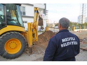 """Başkan Tarhan: """"Yağmur suyu depolama sistemi uygulamalarına tam destek vereceğiz"""""""