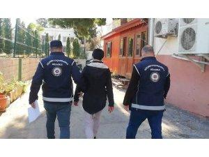 Osmaniye'de Afgan mülteci yakalandı