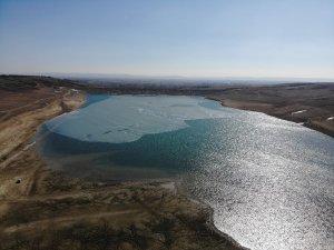 Yağışlar Keskin Barajı'nda beklenen etkiyi göstermedi