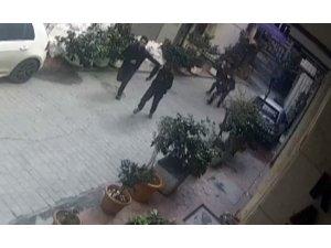 Taksim'de nefes kesen kovalamaca: Otel çalışanı hırsızları böyle yakaladı