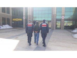 10 yıl hapis cezası ile aranan şahıs yakalandı