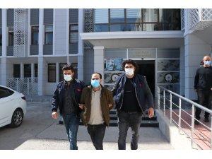 48 yıl hapis cezası ile aranan cinayet zanlısı Mersin'de yakalandı