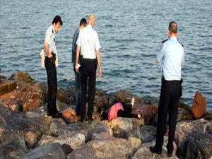 Konak'ta kadın cesedi bulundu