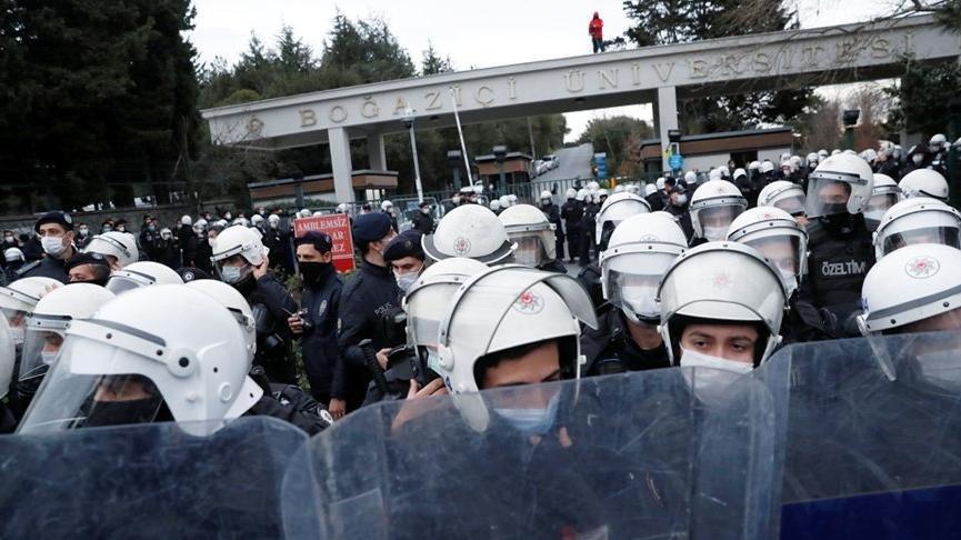 Boğaziçi Üniversitesi'nde 'kabe fotoğrafı' soruşturması tamamlandı…