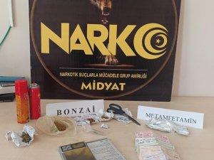 Midyat'ta narkotik ekipleri zehir tacirlerine göz açtırmıyor