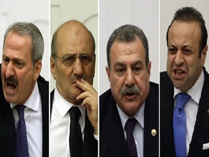 'Dört bakan' için 70 AKP'li vekil başvurdu!