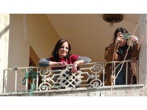 HDP'li kadının Vanlı annelere gülerek cevap vermesi pes dedirtti