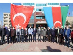 Ermenilerin Hocalı'da yaptığı soykırım Turgutlu'da unutulmadı