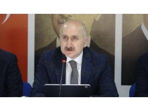 """Bakan Karaismailoğlu: """"Devlet aklı yarını bugünden kurmakla sorumludur"""""""