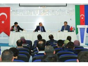 İpekyolu Belediyesinden 'Hocalı Soykırımı 29. Yıldönümü' paneli