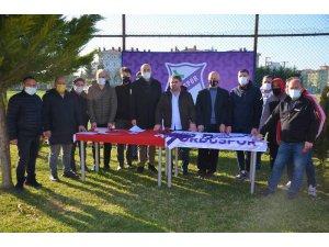 Orduspor 1967 FK ile amatör kulüpler arasında birlik anlaşması imzalandı