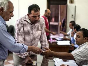 Mısır'da halk seçime ilgi göstermiyor