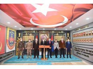 Şehitlerin hatıralarının yaşatılacağı 'Şeref Salonu' açıldı