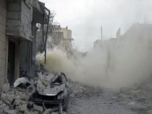 Suriye'de 11 kişi kaçırıldı