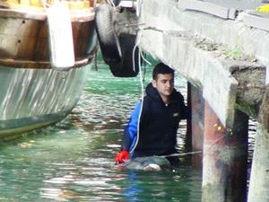 Manavgat Irmağı'nda ceset bulundu