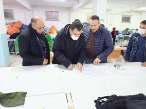 Başkan Demir'den tekstilcilere çağrı: 'Gelin Ardahan'da işsizliği bitirelim'