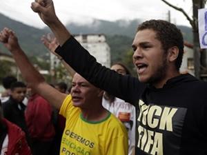 Brezilya Milli Takımı'na saldırıldı