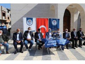 """Gültak: """"Akdeniz'in imar sıkıntıları çözülecek"""""""