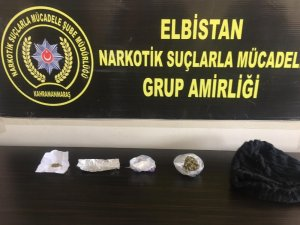 Nurhak'taki uyuşturucu operasyonunda 1 kişi tutuklandı