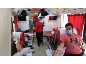 Bilecik'te kan bağışına yoğun ilgi