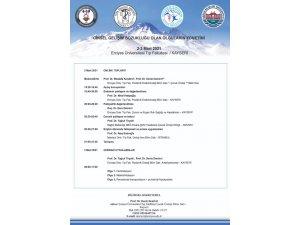 ERÜ Tıp Fakültesi'nden 'online' toplantı