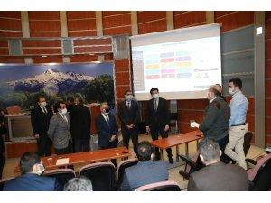 Başkan Büyükkılıç 'Enerji' çalıştayına katıldı