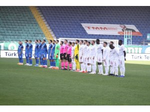 Süper Lig: Çaykur Rizespor: 0 - Demir Gurup Sivasspor: 0 (İlk Yarı)