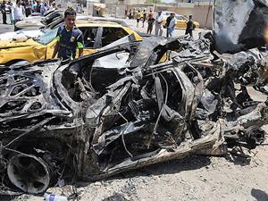 Bağdat'ta saldırı: 17 ölü